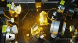 Watch video: Liquid laser