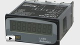 Watch video: Electronic Pulse Counter