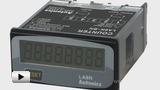 Смотреть видео: Электронный счётчик импульсов