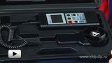 Смотреть видео: AZ 8901 Измеритель скорости и температуры воздушного потока, термоанемометр