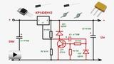 Смотреть видео: Плавное включение нагрузки интегрального стабилизатора. Схемотехника