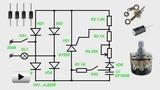 Смотреть видео: Автоматический выключатель освещения. Схемотехника