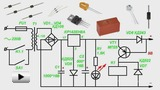 Watch video: Fail-Safe Power Supply. Circuitry