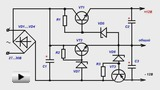 Watch video: Bipolar power supply from unipolar. Circuitry engineering