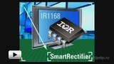 Watch video: 200-volt driver MOSFET IR1168