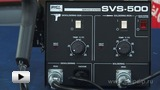 Watch video: Goot SVS-500AS Service Soldering Station
