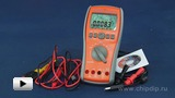 Watch video: АРРА 505 digital multimeter