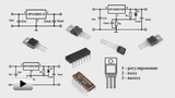 Watch video: Application peculiarities of microchip stabilizers of KR142 series. Circuitry engineering