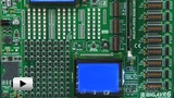 Watch video: ME-BIGAVR6, the debug board based on the AVR family from ATMEL