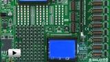 Смотреть видео: ME-BIGAVR6, отладочная плата на базе семейства AVR от ATMEL
