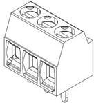 0393570002, Conn Eurostyle Block 2 POS 3.5mm Solder ST Thru-Hole 17.5A/Contact Eurostyle™