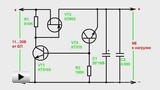 Watch video: Cost-efficient FET voltage regulator. Circuitry engineering.