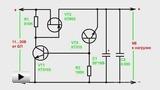 Смотреть видео: Экономичный стабилизатор напряжения на полевом транзисторе. Схемотехника