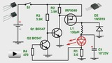 Watch video: A step-down converter for bright light-emitting diodes. Circuitry engineering