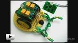 Смотреть видео: R2BOT RelayRover - стартовый набор робота начального уровня