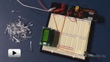 Watch video: Light-emitting diodes test bench