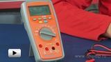 Watch video: APPA 99III, a digital multimeter