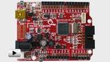 Смотреть видео: PIC32-PINGUINO, плата форм-фактора Arduino на базе PIC32