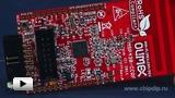 Смотреть видео: MSP430-CCRF, оценочная плата для разработки беспроводных решений в диапазоне  868-915МГц