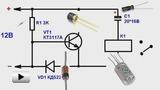 Смотреть видео: Простая схема коммутатора на электромагнитном реле