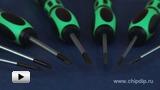 Watch video: 8PK-081A – Screwdriver Kit