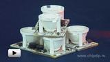 Смотреть видео: SVp 1x1-RN  модуль светодиодный  1 led  1W красный