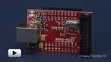 Смотреть видео: Оценочная плата SAM3-H256 для микроконтроллера ATSAM3S4BA