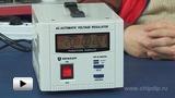 Смотреть видео: Стабилизатор напряжения Krauler VR-S1000VA