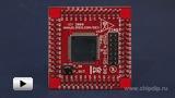 Смотреть видео: MSP430-H5438, макетная плата с микроконтроллером  MSP430F5438