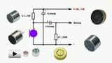 Смотреть видео: Простые схемы подключения электретных микрофонов