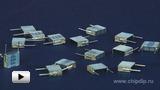 Смотреть видео: Пленочные конденсаторы Epcos серии B32560
