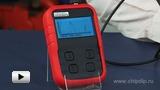 Смотреть видео: HPS140I, осциллограф цифровой миниатюрный