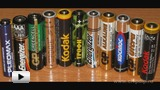 Смотреть видео: Выбираем батарейку