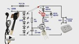 Смотреть видео: Индикатор подключения нагрузки. Схемотехника