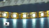 Смотреть видео: LS607 белая светодиодная лента 30 LED на метр