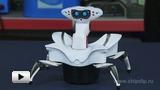 Смотреть видео: Мини робот Краб от WowWee