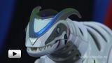 Смотреть видео: Мини робот Динозавр от WowWee
