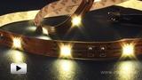 Смотреть видео: LS606 белая светодиодная лента 30 LED на метр (2)