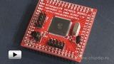 Смотреть видео: AVR-H128-C, отладочная плата на базе ATmega128