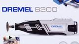 Смотреть видео: Dremel. Многофункциональный беспроводной инструмент 8200.Часть 2
