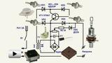Смотреть видео: Транзисторный регулятор напряжения. Популярная схемотехника