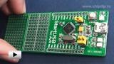 Смотреть видео: ME-StartUSB for AVR, отладочная плата на базе AT90USB162