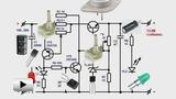 Смотреть видео: Мощный стабилизатор напряжения с защитой по току.