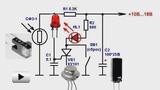 Смотреть видео: Детектор освещения с фоторезистором СФ3-1