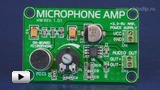 Смотреть видео: ME-MICROPHONE AMP BOARD - оценочная плата усилителя мощности