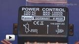 Смотреть видео: MK071 Регулятор мощности