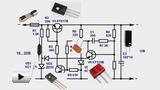 Смотреть видео: Транзисторный стабилизатор напряжения 12В 1А