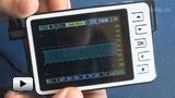 Смотреть видео: DSO Nano v2 осциллограф цифровой, 2 канала х 1МГц