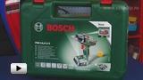 Смотреть видео: Bosch. Аккумуляторная  дрель-шуруповерт PSR 14.4 LI-2.