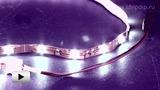 Смотреть видео: NLSC Коннектор для соединения светодиодной ленты и адаптера